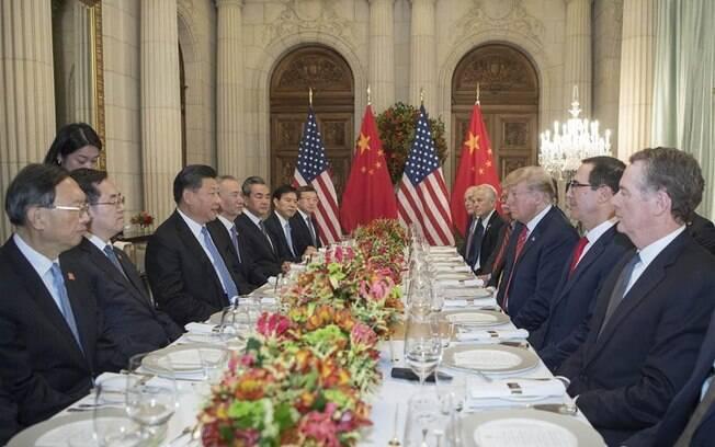 Depois de acordo de impostos entre EUA e China, bolsas de valores da Ásia subiram