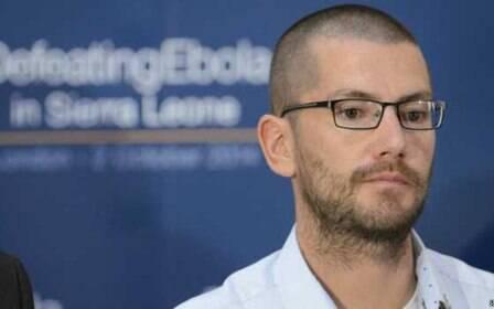 Coragem contra o ebola