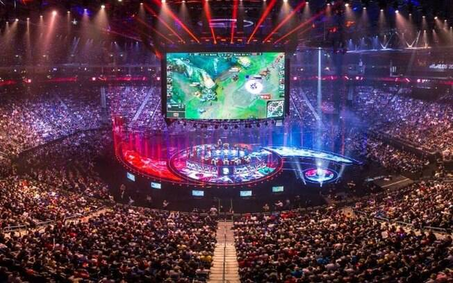 League of Legends é um dos principais games de eSports