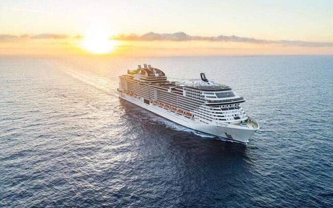 Ao embarcar no cruzeiro para uma viagem de férias de 10 dias entre a Europa e a América do Sul, a passageira foi surpreendida com a informação de que – durante todo o trajeto – o navio passaria por uma reforma