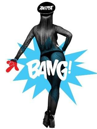 A capa de 'Bang'