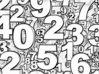 Símbolos & Números interagem o tempo todo