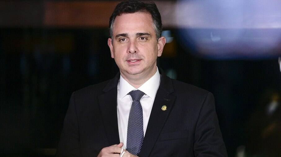 Rodrigo Pacheco (DEM-MG), presidente do Senado