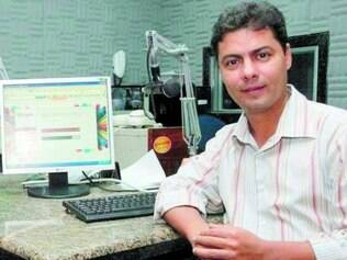 Trabalho. Rodrigo Neto era considerado o mais combativo jornalista de toda a região do Vale do Aço