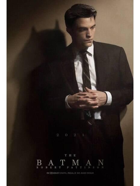 Robert Pattinson está sendo cotado para viver Batman em novo filme