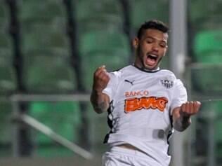 Carlos foi um dos destaques do Atlético vice-campeão da Taça BH de Futebol Júnior
