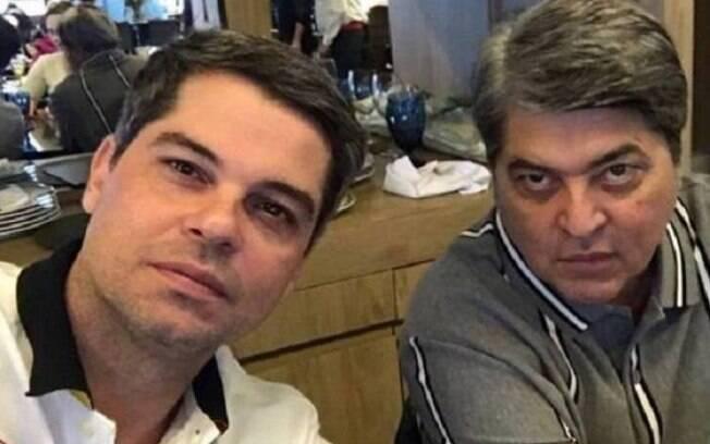 Vicente, filho de Datena, perdeu seu programa em Goiânia