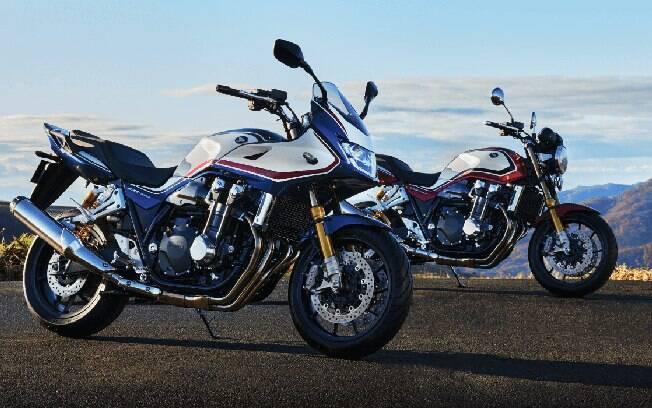 Honda CB 1300 da linha 2021 passa a ter novos equipamentos entre as principais novidades adotadas pela marca japonesa