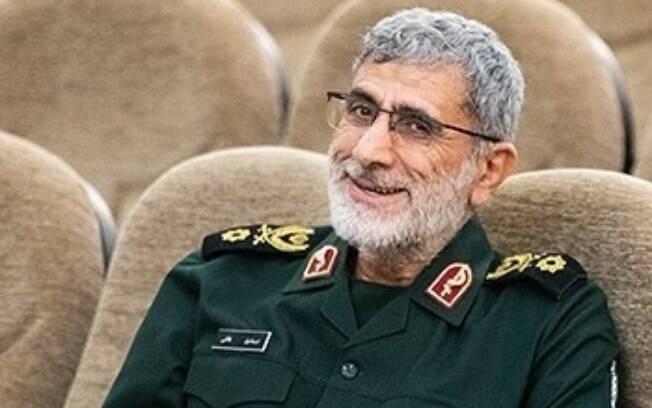 Esmail Qaani é novo chefe da Guarda Revolucionária do Irã