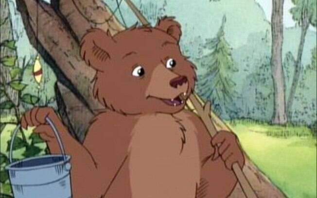 """O pequeno urso"""
