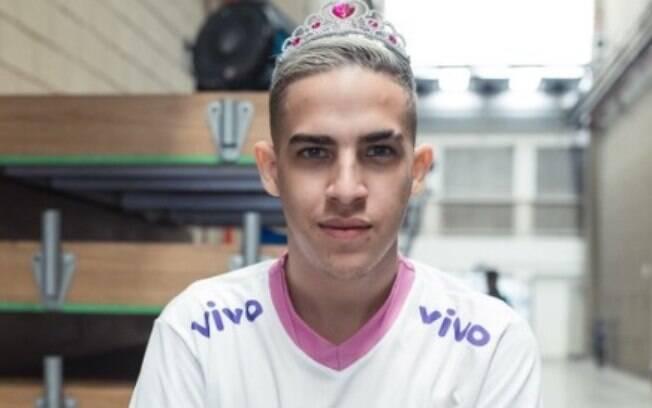 Thiago Henrique, da Vivo Keyd, morre aos 21 anos em acidente de carro