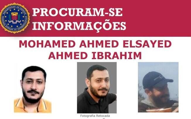 Mohamed Ahmed Elsayed Ahmed Ibrahim é acusado de oferecer apoio ao grupo terrorista