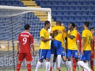 Equipe sub-21 canarinho terminou o tour no Catar com duas vitórias e um empate