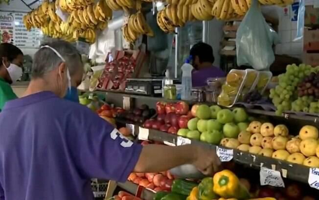 Pesquisa mostra aumento de até 80% no preço das frutas em Campinas
