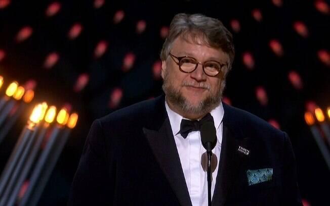Guillermo del Toro foi o grande protagonista da cerimônia do Oscar em 2018