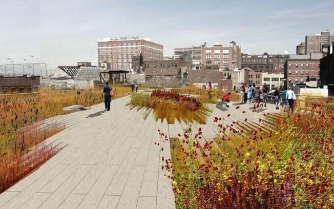 A High Line vai ganhar seu último trecho, em Nova York
