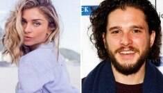 """Grazi Massafera confirma affair com ator de """"Game of Thrones"""""""