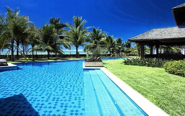 Saiba como escolher e cuidar do revestimento interno da piscina arquitetura ig - Piscina da interno ...