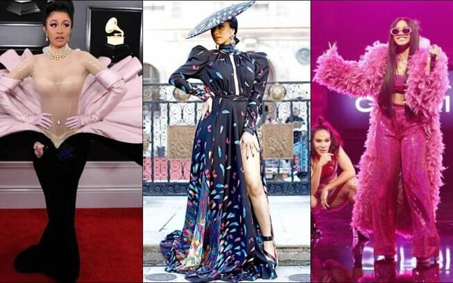 Cardi B foi nomeada pela Billboard como Mulher do Ano