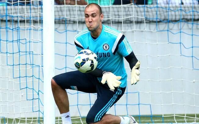Matej Delac, o goleiro croata que vai completar oito anos no Chelsea sem nunca ter jogado