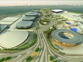 Com nove instalações de competição, Parque Olímpico da Barra receberá competições de mais de 20 esportes nos Jogos Rio 2016