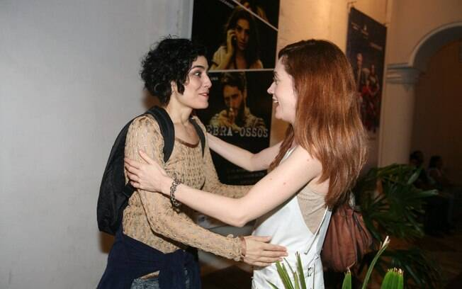 Letícia Sabatella e Camila Morgado