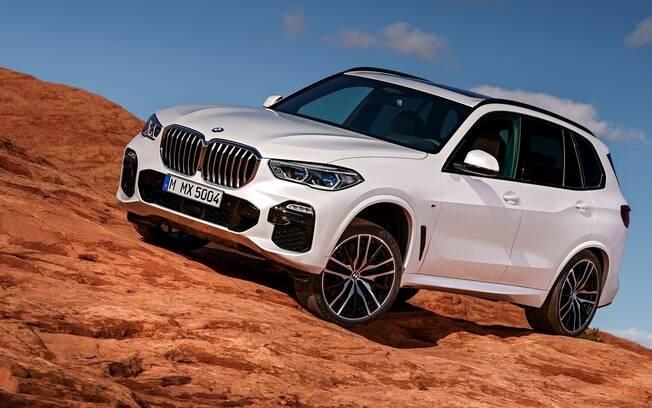 BMW X5 será o carro nacional mais caro entre as marcas premium. Atualmente, parte de R$ 449.950