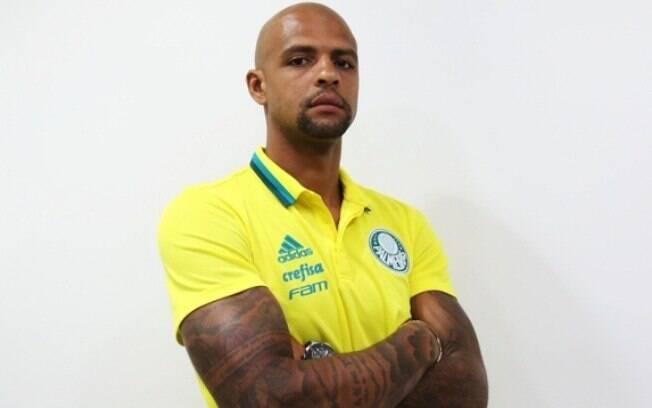 Felipe Melo não é mais jogador do Palmeiras