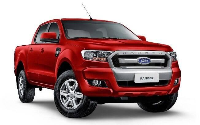 Ford Ranger busca maior competitividade não só no seu segmento, como também no abaixo, que abriga o Fiat toro