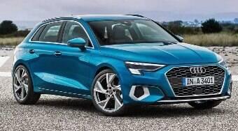 Audi inicia período de pré-venda do novo A3, agora importado no Brasil