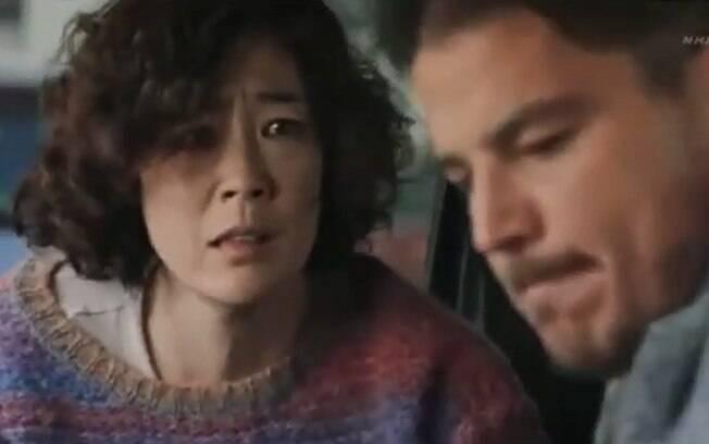 Relações intensas e contraditórias entre as culturas japonesa e americana ganham relevo em Oh Lucy!