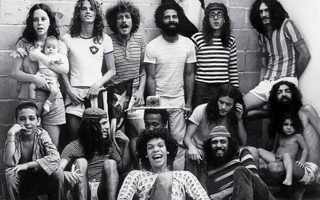 Novos Baianos foi um conjunto musical brasileiro que nasceu na Bahia no início da década de 70