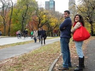 Juliana Rodrigues alugou pela primeira vez um imóvel na viagem que fez na companhia do irmão para Nova York