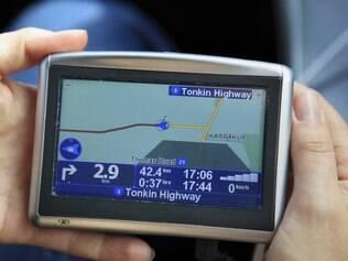 Interferências nos sinais podem confundir aparelhos com GPS