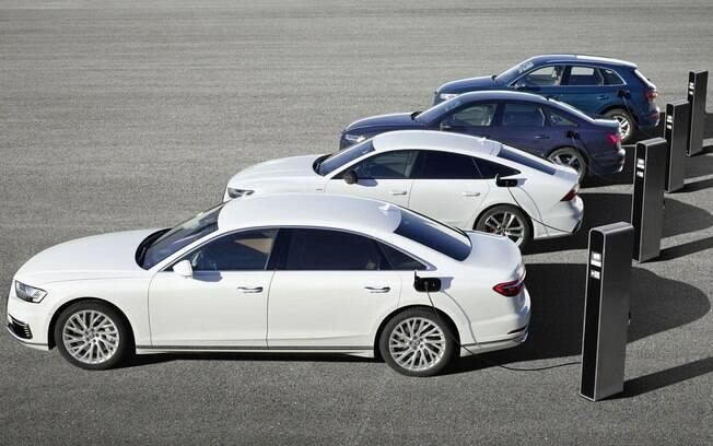 Os novos Audi híbridos do Salão de Genebra 2019 chegam para oferecer mais eficiência e conforto