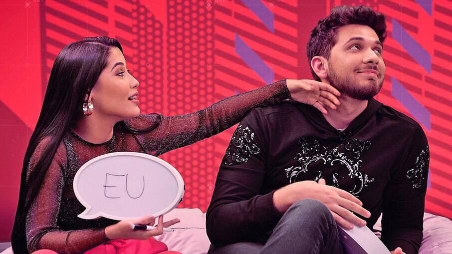 Termina relacionamento de Gustavo Mioto e Thaynara OG