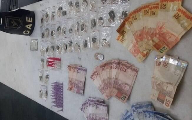 Homem é preso por tráfico de drogas na Vila Georgina, em Campinas
