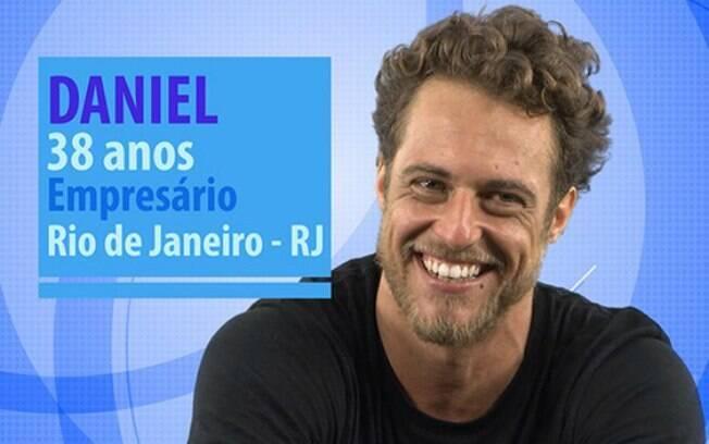 O carioca Daniel é empresário