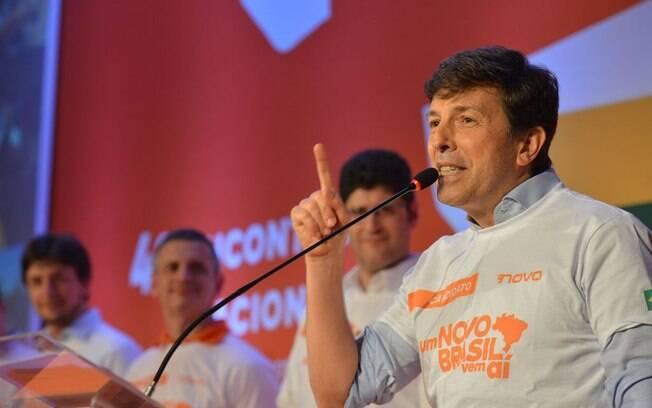 Amoêdo critica Bolsonaro: