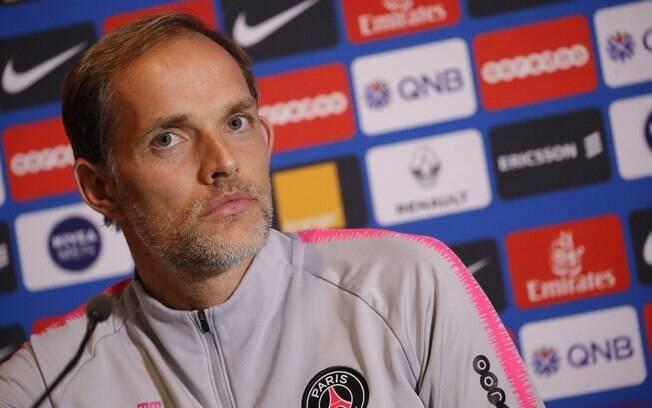 Técnico do PSG sobre eliminação na Liga dos Campeões: