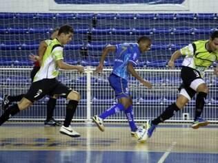 Equipe minastenista vai em busca de sua segunda vitória na Liga Futsal