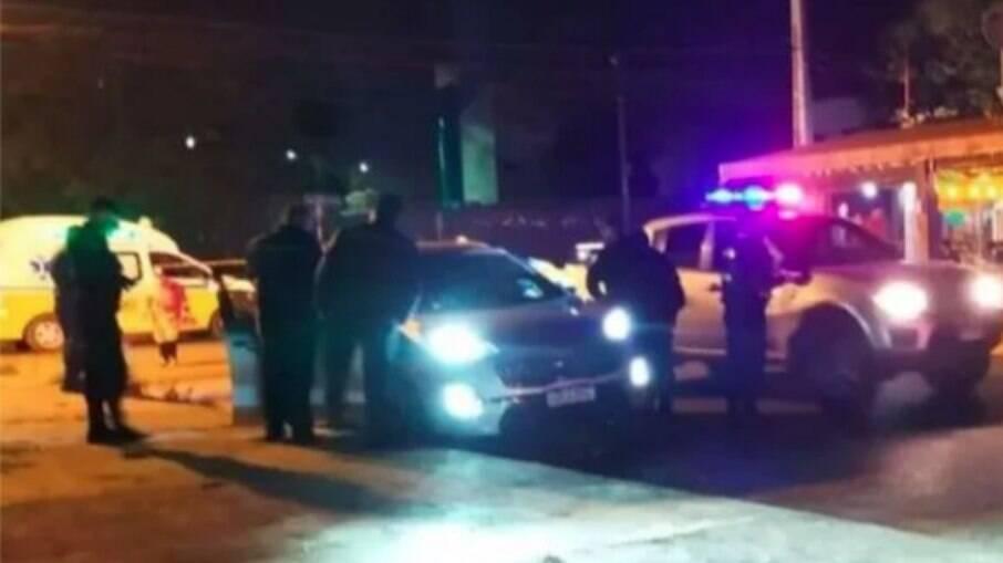Casal foi assassinado dentro do carro