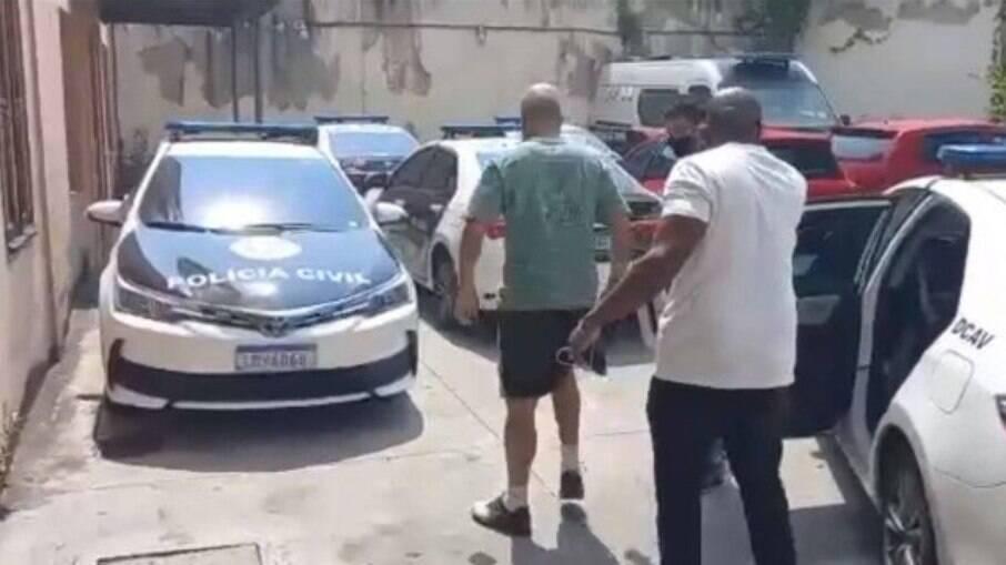 Técnico foi preso na Zona Oeste do Rio de Janeiro