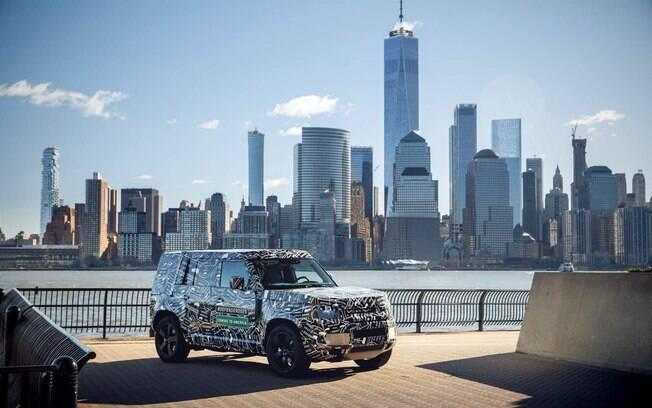 Land Rover Defender: nova geração do SUV será vendido em diversos países, inclusive EUA, Canadá e Brasil