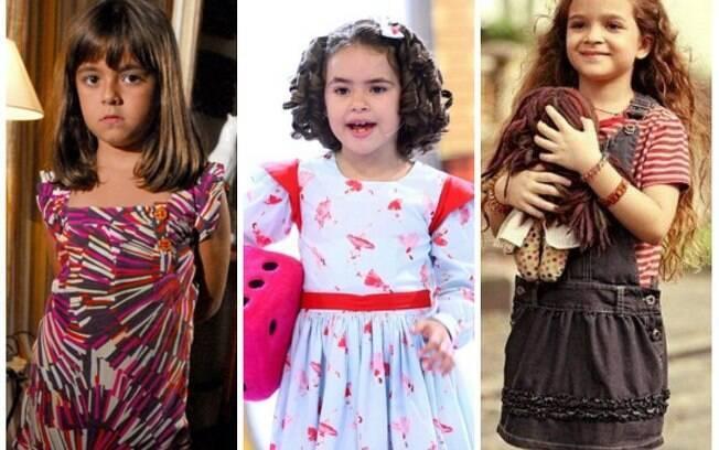 Estrelas mirins, Klara Castanho, Maisa e Mel Maia cresceram sob os holofotes