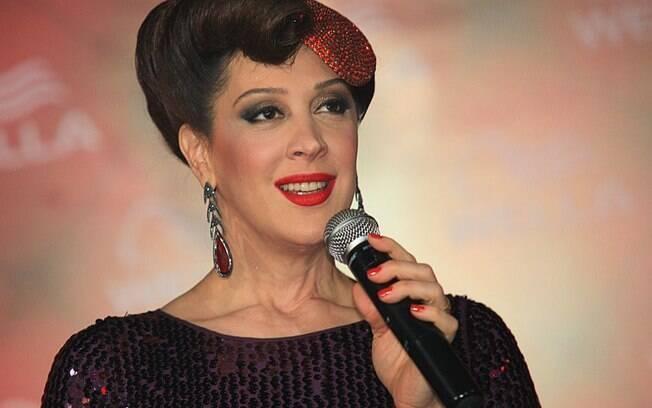 Claudia Raia: dedicação exclusiva ao musical