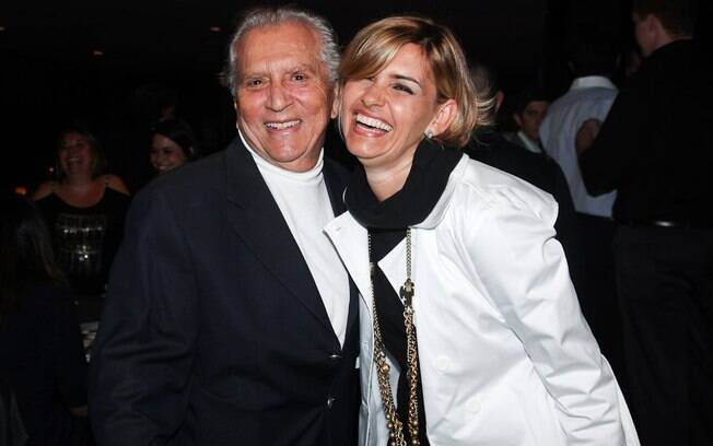 Carlos Alberto de Nóbrega e Jacqueline Meirelles.