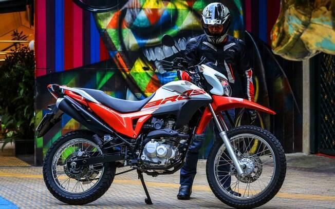 Honda Nxr 160 Bros 2019 Recebe Novos Grafismos E Cbs Por R12250