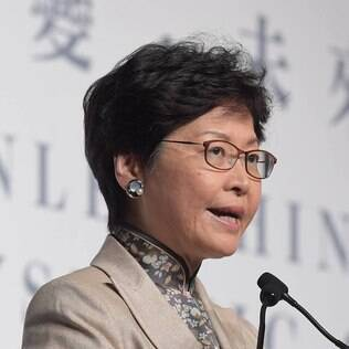 Chefe-executiva de Hong Kong, Carrie Lam