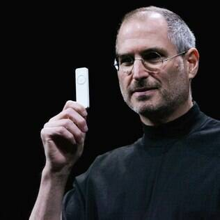 Steve Jobs morreu em 6 de outubro, vítima de câncer no pâncreas